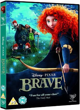 Brave – Disney [UK Region]