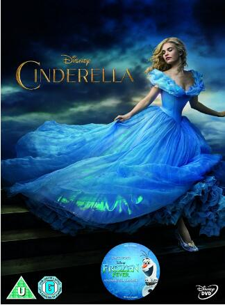 Cinderella – UK Region
