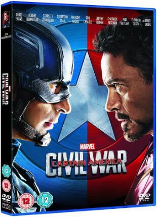 Captain America: Civil War – UK Region