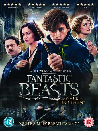 Fantastic Beasts and Where To Find Them – UK Region