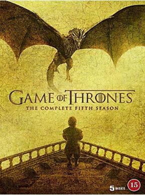 Game of Thrones: Season 5 – UK Region