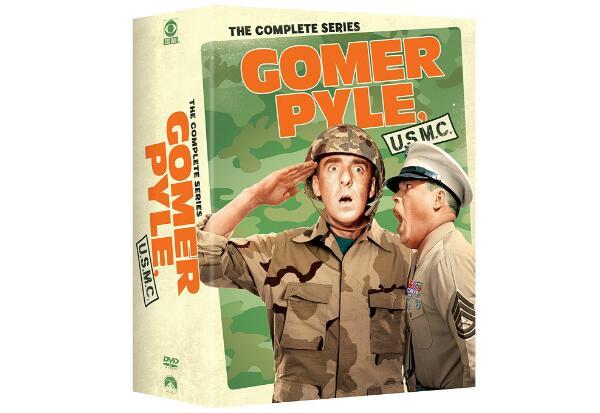 Gomer Pyle U.S.M.C. - The Complete Series-1
