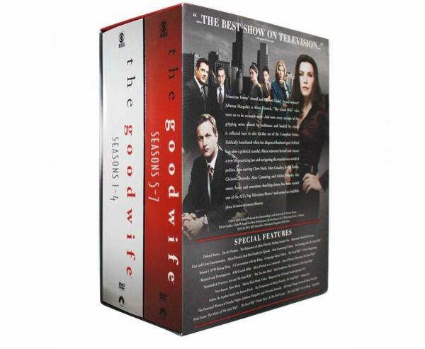Good Wife Complete series-3