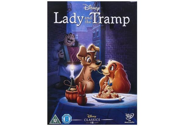 Lady and the Tramp UK Region-4