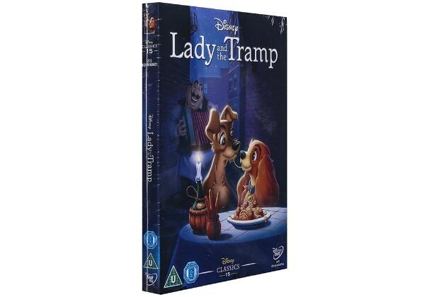 Lady and the Tramp UK Region-5