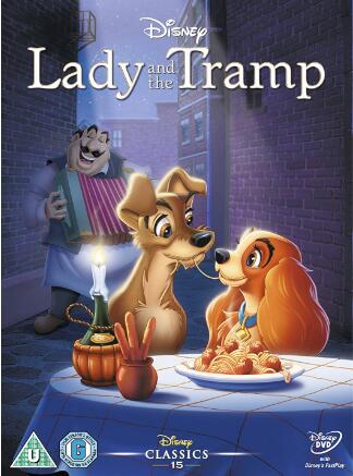 Lady and the Tramp – UK Region