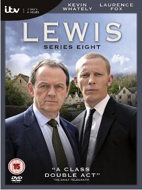 Lewis: Series 8 – UK Region