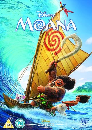 Moana – UK Region
