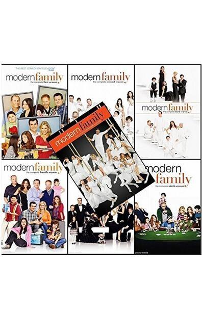 Modern Family: Season 1-7 Bundle