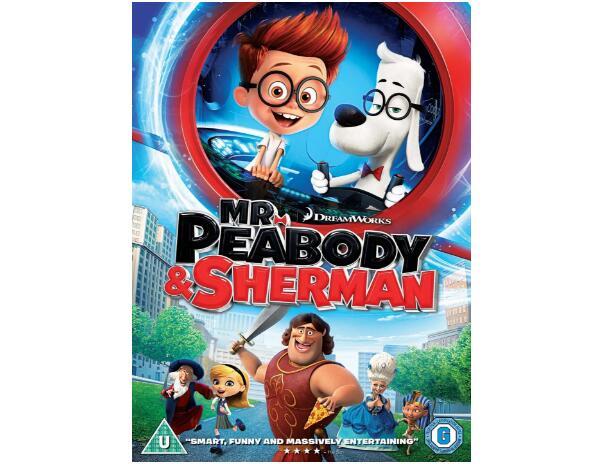 Mr. Peabody and Sherman region 2-1