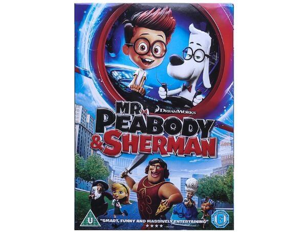 Mr. Peabody and Sherman region 2-3