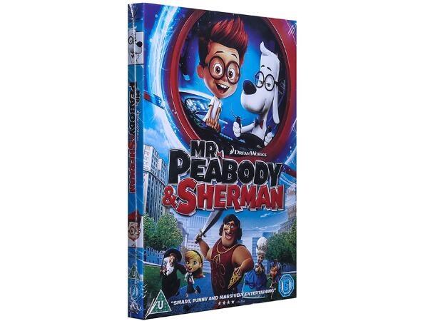Mr. Peabody and Sherman region 2-4