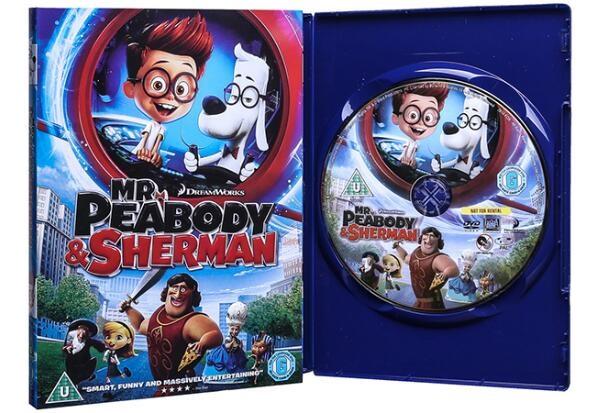 Mr. Peabody and Sherman region 2-6
