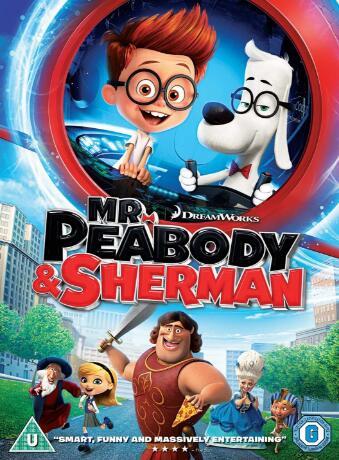 Mr. Peabody and Sherman – Region 2