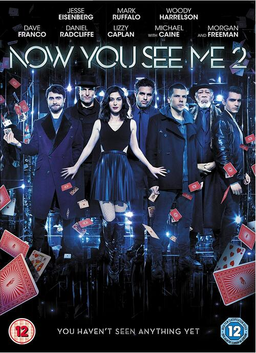 Now You See Me 2 – UK Region