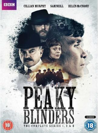 Peaky Blinders: Series 1-3 Boxset [UK Region]