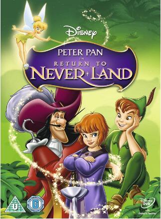 Peter Pan 2: Return to Neverland – UK Region