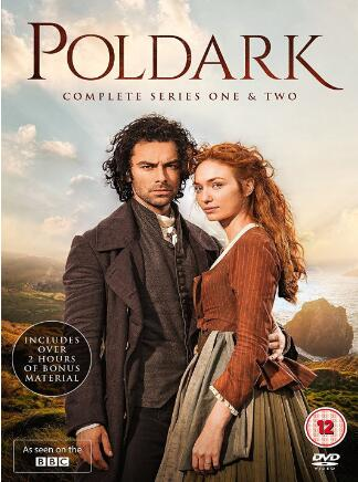Poldark: Series 1-2 [UK Region]