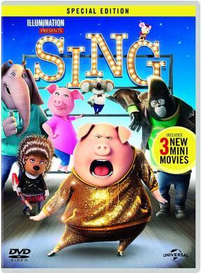 Sing – Region 2