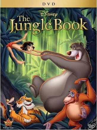 The Jungle Book – Disney Movie