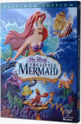 The Little Mermaid (2-Disc Platinum Edition)
