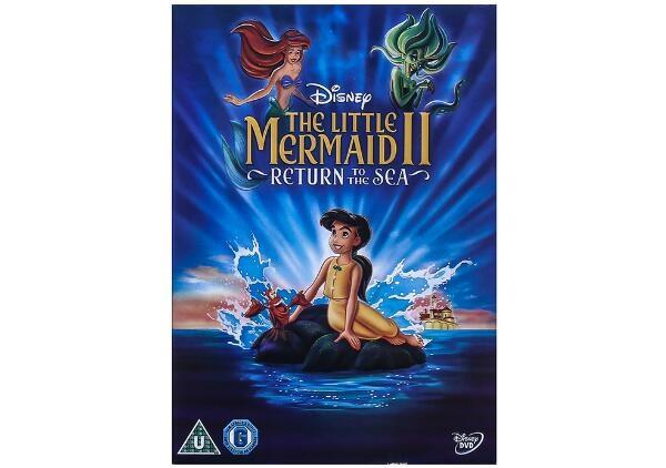 The Little Mermaid II - Return to the Sea-1