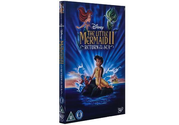 The Little Mermaid II - Return to the Sea-2