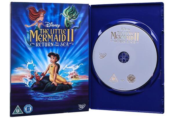 The Little Mermaid II - Return to the Sea-4