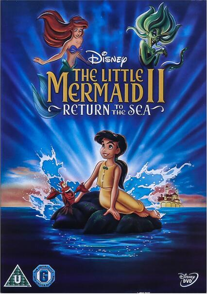 The Little Mermaid II: Return to the Sea – UK Region
