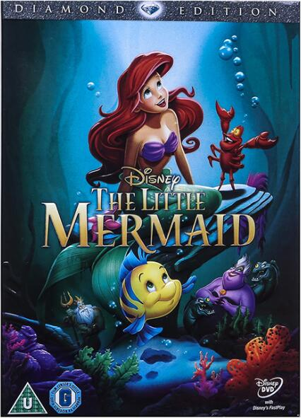 The Little Mermaid – UK Region