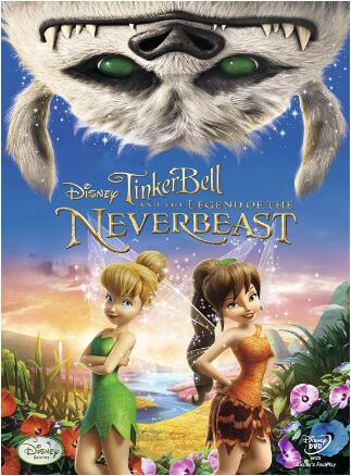 Tinker Bell and the Legend of the NeverBeast – UK Region