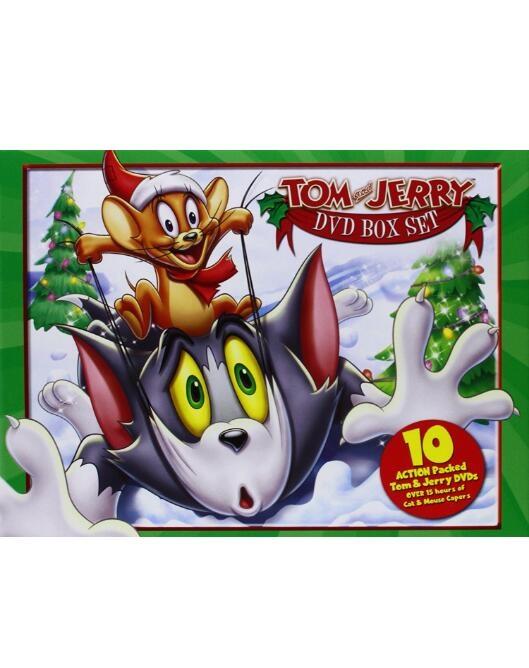 Tom And Jerry Big Box – UK Region