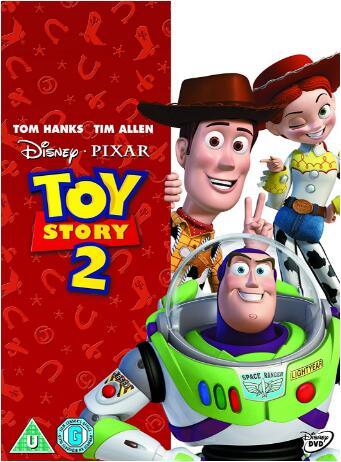 Toy Story 2 – UK Region