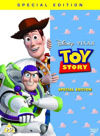 Toy Story (Special Edition) – UK Region