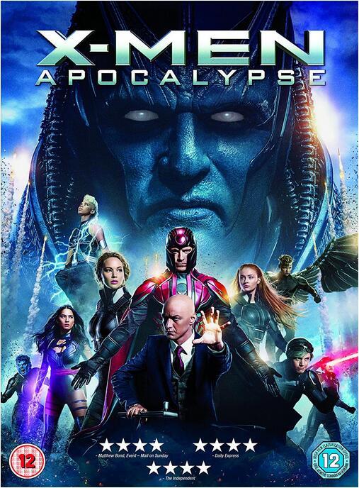 X-Men: Apocalypse – UK Region