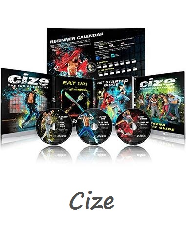 CIZE – Dance Workout