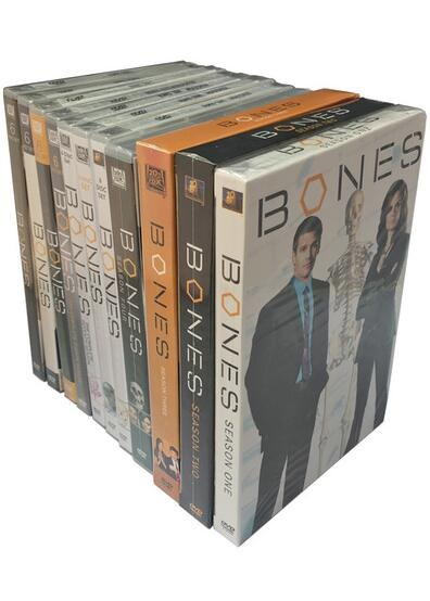 Bones :Season 1-11 Box Set