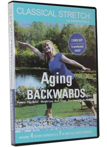 Classical Stretch by Essentrics: Aging Backwards Series