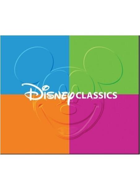 Disney Classics O.S.T (4CD)