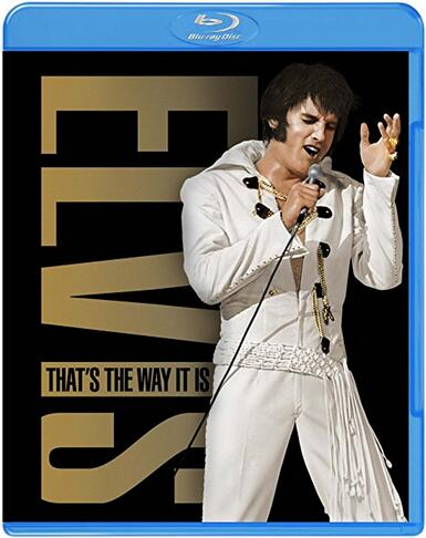 Elvis: That's the Way It Is [Blu-ray]