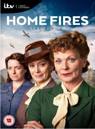 Home Fires: Series 2 – UK Region