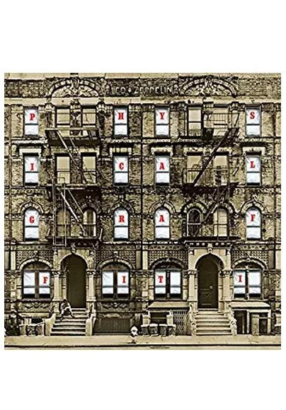 Led Zeppelin:Physical Graffiti