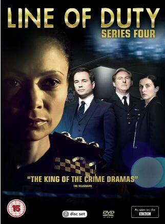 Line of Duty: Series 4 [UK-region]