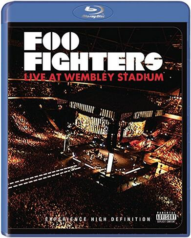 Foo Fighters – Live At Wembley Stadium [Blu-ray]