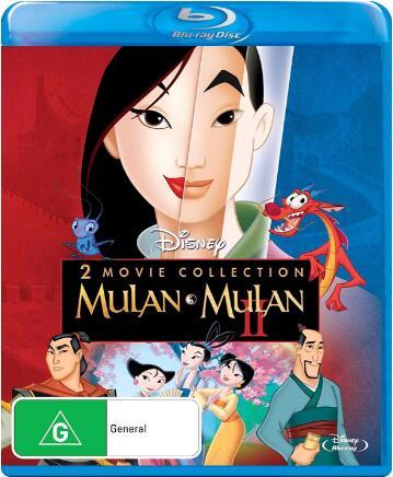 Mulan + Mulan 2 [Blu-ray]