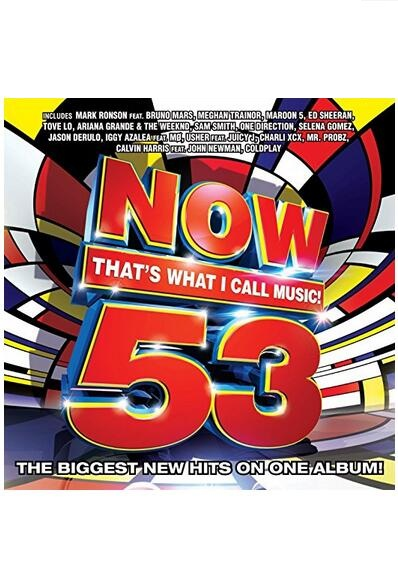 NOW That's What I Call Music! 53