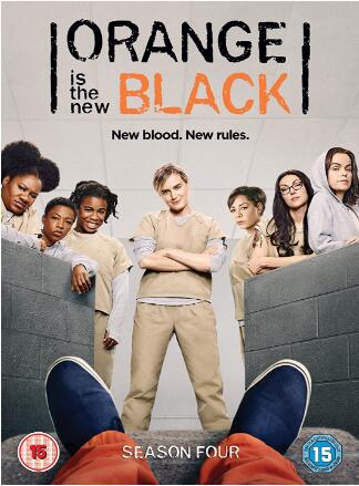 Orange Is the New Black: Season 4 – UK-Region