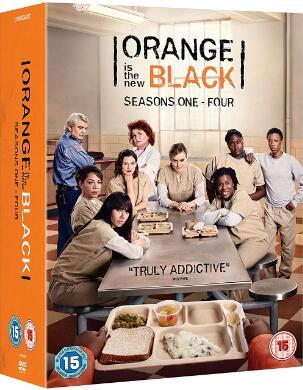 Orange is the New Black: Seasons 1-4 [UK Region]