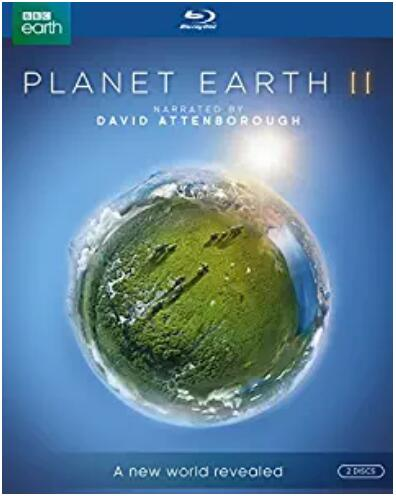 Planet Earth II [Blu-ray]