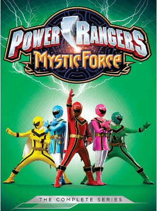 Power Rangers – Mystic Force: The Complete Series